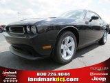 2013 Pitch Black Dodge Challenger SXT #79463198