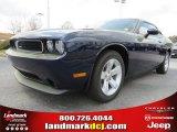 2013 Jazz Blue Pearl Dodge Challenger SXT #79463197