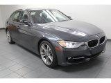 2012 Mineral Grey Metallic BMW 3 Series 335i Sedan #79463432