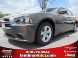 2013 Granite Crystal Dodge Charger SE #79463192
