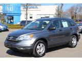 2011 Polished Metal Metallic Honda CR-V LX 4WD #79463645