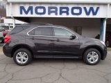 2013 Tungsten Metallic Chevrolet Equinox LT AWD #79463182