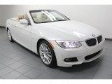2012 Mineral White Metallic BMW 3 Series 328i Convertible #79463426