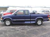 1994 Chevrolet S10 LS Extended Cab 4x4 Data, Info and Specs