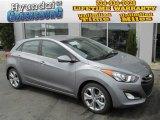 2013 Titanium Gray Metallic Hyundai Elantra GT #79463084