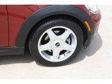 2007 Mini Cooper Hardtop Wheel