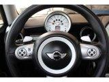 2007 Mini Cooper Hardtop Steering Wheel