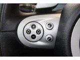 2007 Mini Cooper Hardtop Controls