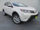 2013 Blizzard White Pearl Toyota RAV4 Limited #79463299