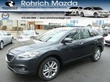 2013 Meteor Gray Mica Mazda CX-9 Grand Touring AWD #79463153