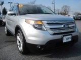 2013 Ingot Silver Metallic Ford Explorer Limited 4WD #79463503