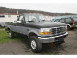 1996 Ford F250 XL Regular Cab 4x4
