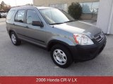 2006 Silver Moss Metallic Honda CR-V LX #79463290