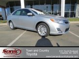 2013 Classic Silver Metallic Toyota Camry Hybrid XLE #79463489