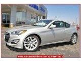 2013 Platinum Metallic Hyundai Genesis Coupe 3.8 Grand Touring #79463383