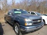 2006 Blue Granite Metallic Chevrolet Silverado 1500 Z71 Extended Cab 4x4 #79463257