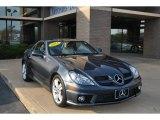 2011 Mercedes-Benz SLK Steel Grey Metallic