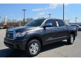 2013 Magnetic Gray Metallic Toyota Tundra Limited CrewMax 4x4 #79463245