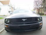 2006 Black Ford Mustang V6 Premium Coupe #7924276