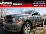 2012 Mineral Gray Metallic Dodge Ram 1500 Express Crew Cab #79463234