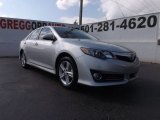 2013 Classic Silver Metallic Toyota Camry SE #79463359