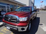 2010 Salsa Red Pearl Toyota Tundra Double Cab 4x4 #79463565