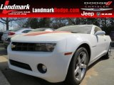 2010 Summit White Chevrolet Camaro LT Coupe #79463221