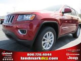 2014 Deep Cherry Red Crystal Pearl Jeep Grand Cherokee Laredo #79463215