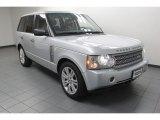 2007 Zermatt Silver Metallic Land Rover Range Rover Supercharged #79463441