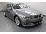 2012 Space Grey Metallic BMW 3 Series 328i Coupe #79463437