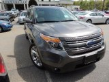 2011 Sterling Grey Metallic Ford Explorer Limited #79463326