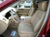 2013 Nissan Pathfinder Interiors