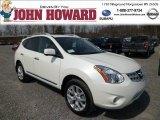 2013 Pearl White Nissan Rogue SL AWD #79513480