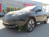 2013 Super Black Nissan LEAF SL #79513345