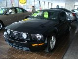 2007 Black Ford Mustang GT Deluxe Coupe #7920085