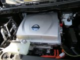 2013 Nissan LEAF SL 80kW/107hp AC Synchronous Electric Motor Engine