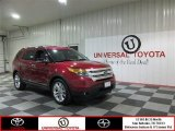 2011 Red Candy Metallic Ford Explorer XLT #79513067