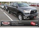 2011 Magnetic Gray Metallic Toyota Tundra SR5 CrewMax 4x4 #79512933
