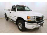2007 Summit White GMC Sierra 2500HD Classic Regular Cab 4x4 #79513457
