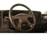 2007 GMC Sierra 2500HD Classic Regular Cab 4x4 Steering Wheel