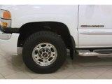 2007 GMC Sierra 2500HD Classic Regular Cab 4x4 Wheel