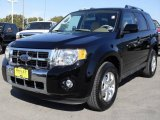 2009 Black Ford Escape Limited #7916004