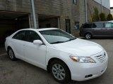 2008 Super White Toyota Camry XLE V6 #79513706