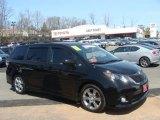 2011 Black Toyota Sienna SE #79513177