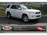 2013 Blizzard White Pearl Toyota 4Runner SR5 4x4 #79512905