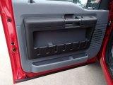 2013 Ford F350 Super Duty XL Regular Cab 4x4 Dump Truck Door Panel