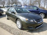2013 Hematite Metallic Honda Accord EX-L Sedan #79513564