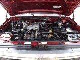 1995 Ford F150 XLT Extended Cab 4x4 4.9 Liter OHV 12-Valve Inline 6 Cylinder Engine