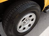 Nissan Xterra 2007 Wheels and Tires