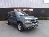 2010 Blue Granite Metallic Chevrolet Tahoe LS #79513418